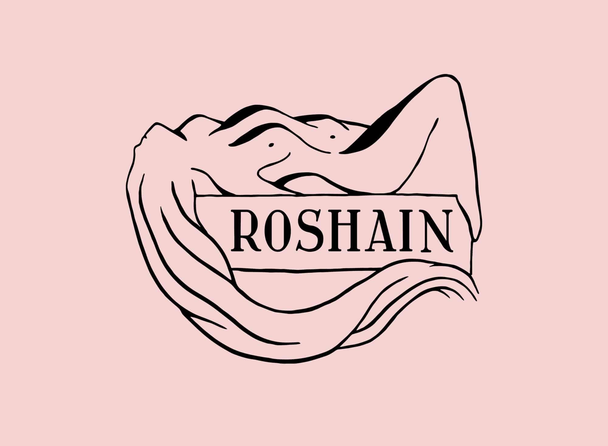 Branding Roshain Gin